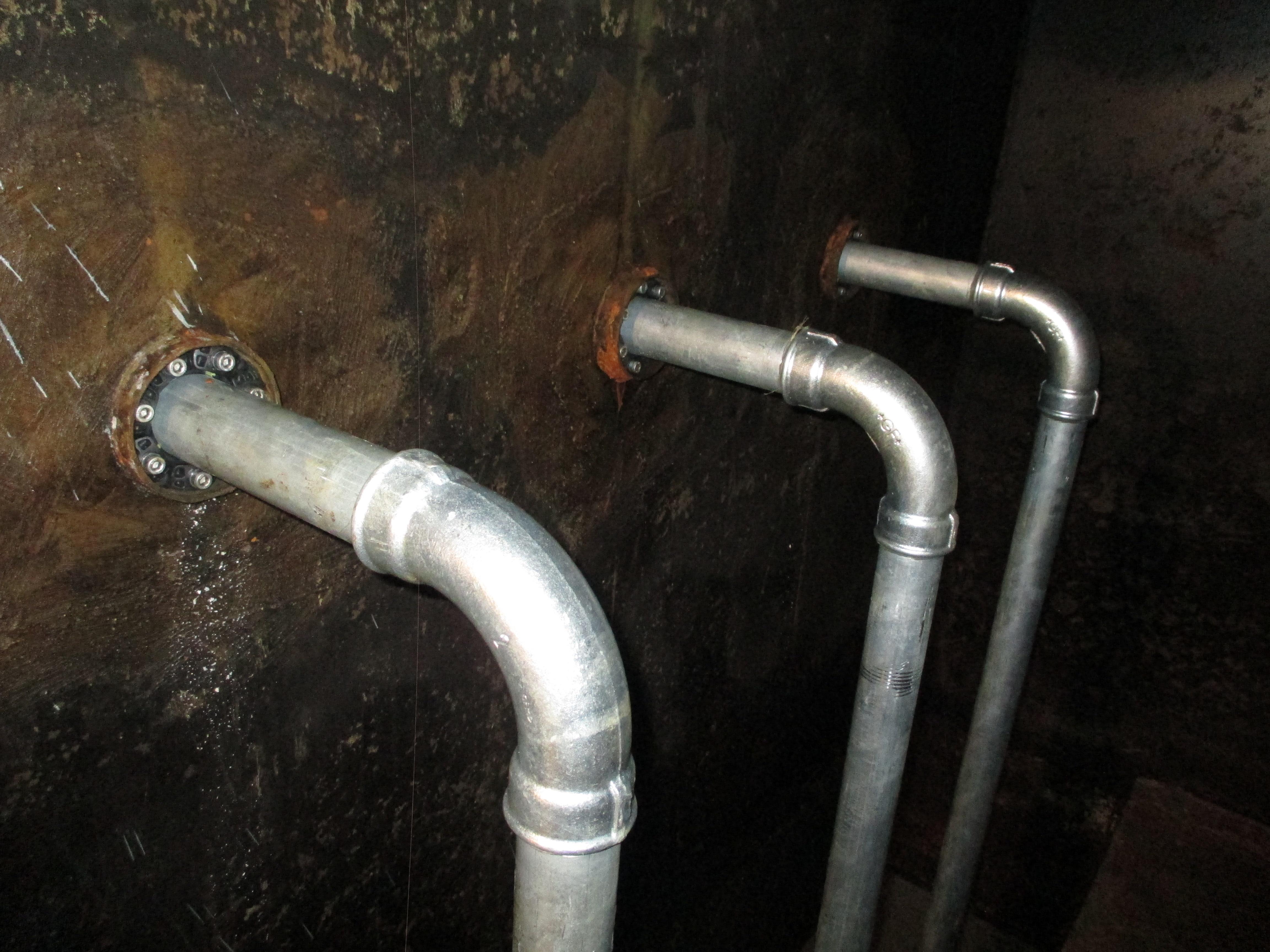 Renovering af rentvandstank for Tørresø Strands Vandværk