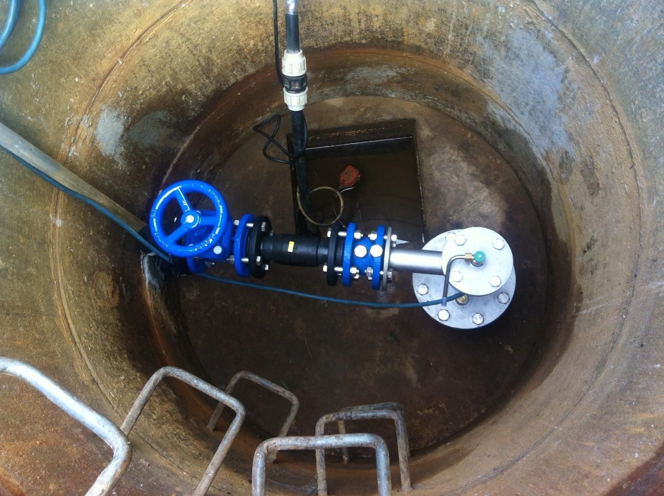 Renovering af drikkevandsboringer for Tørresø Strands Vandværk -  EFTER-BILLEDE: