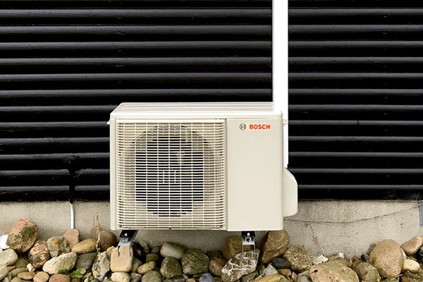 Luft-luft-pumpe i sommerhus